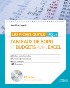 Tableaux de bords budgets excel